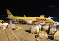 DHL refuerza sus servicios en el hub aéreo de carga en Panamá