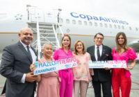 Copa Airlines se une a la campaña de prevención del cáncer