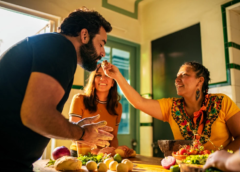 """Nuevo lanzamiento de Airbnb: """"En la cocina"""""""