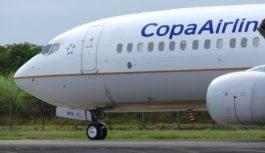 Copa Holdings reportó leve reducción del tráfico de pasajeros en octubre 2019