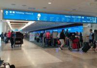 31.6 millones de pasajeros viajarán en avión en temporada de acción de gracias en EEUU