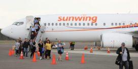 Inicia temporada alta de vuelos chárter con turistas procedentes de Canadá