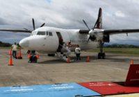 Air Panamá retoma ruta Chiriquí-Costa Rica