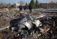 """Irán admite que derribó el avión de Ukraine Airlines por """"error"""""""