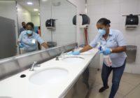 El Aeropuerto Internacional de Tocumen aplica medidas para prevenir el coronavirus