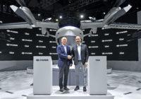 Hyundai y Uber presentaron el carro volador en Las Vegas