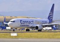 Autorizan tres vuelos humanitarios entre Panamá y Argentina este lunes