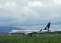 Copa Airlines anuncia la reducción de 80% de sus operaciones