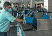 Aeropuerto Internacional de Tocumen intensifica medidas sanitarias ante casos de COVID-19