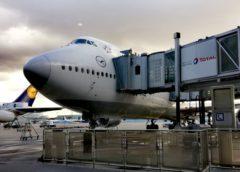 Alemania envía vuelo humanitario a Panamá operado por Lufthansa para repatriar a 31 panameños y unos 700 alemanes varados en Tocumen