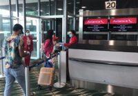 Avianca llevó de regreso a casa a ciudadanos salvadoreños, costarricenses y colombianos en vuelo de repatriación