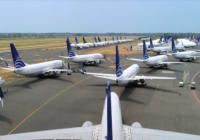 IATA: Un 93% de los vuelos regulares de América Latina se mantiene en tierra, lo cual pone en tremenda desventaja a la región