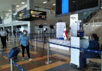 Aeropuerto de Tocumen reconfiguró sus espacios para garantizar el distanciamiento social