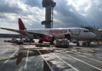 Avianca ha operado 42 vuelos de repatriación y 432 de carga desde y hacia Centroamérica