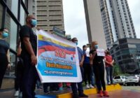 Más de 450 venezolanos varados en Panamá piden que se autoricen vuelos humanitarios