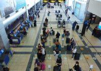 El tráfico de pasajeros en América Latina y el Caribe disminuyó 87.6% en Julio
